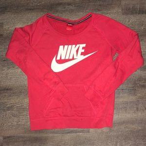 Nike crew rally sweatshirt